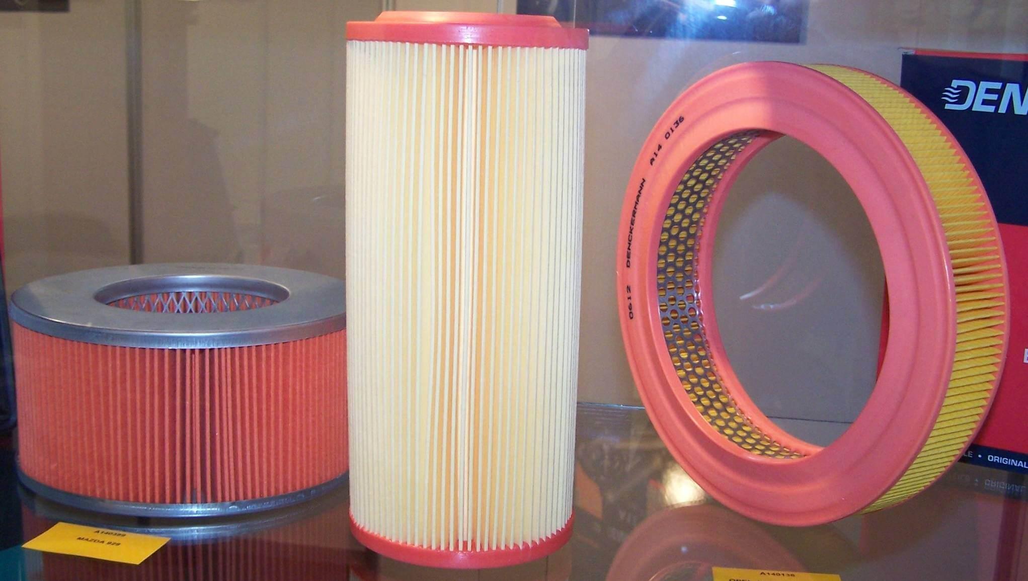 Rodzaje i specyfika filtrów samochodowych
