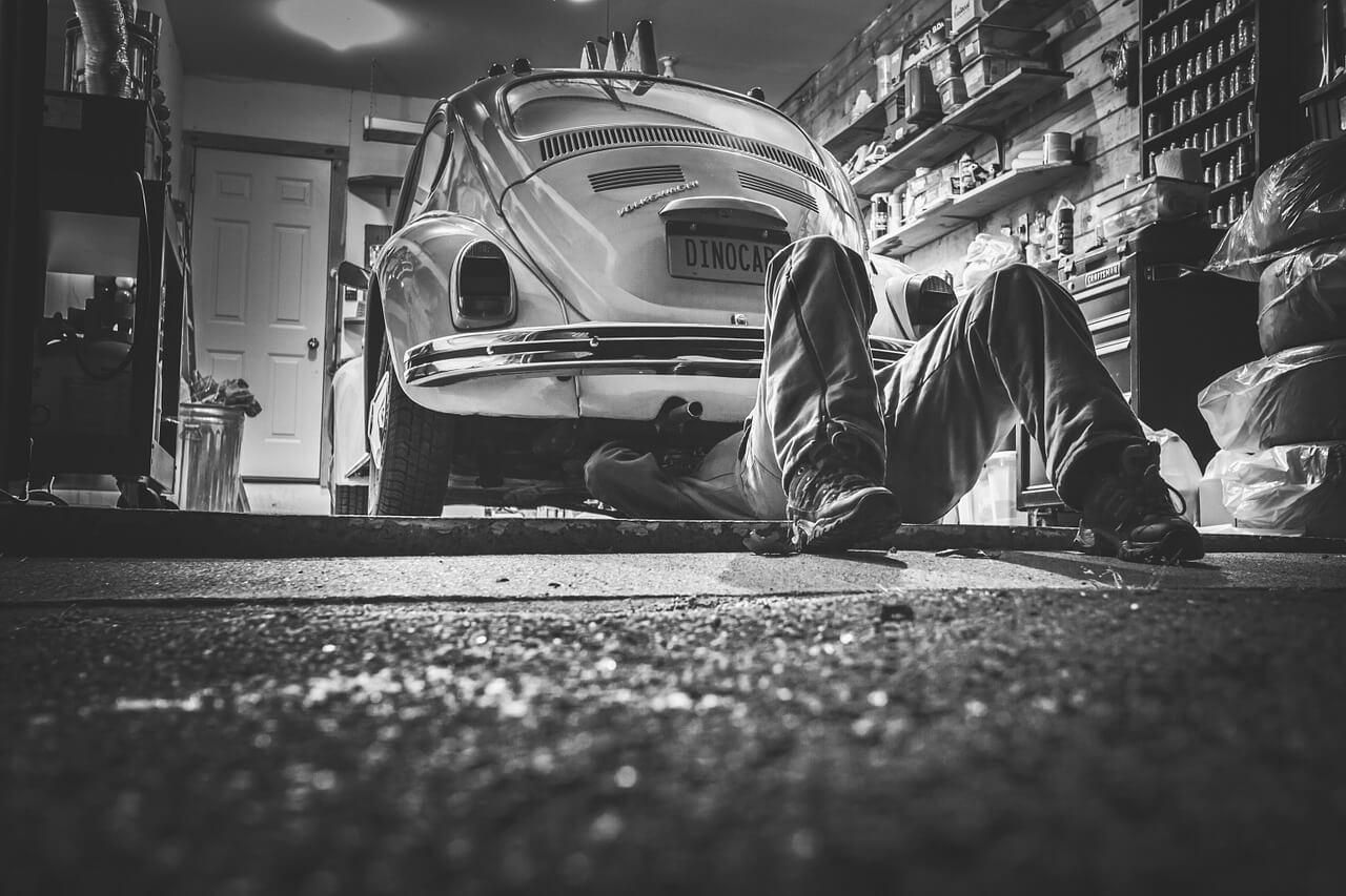 Grupy i funkcje części samochodowych